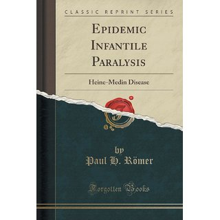 Epidemic Infantile Paralysis