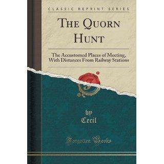 The Quorn Hunt