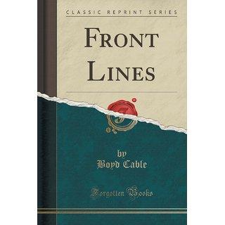 Front Lines (Classic Reprint)