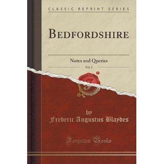 Bedfordshire, Vol. 2