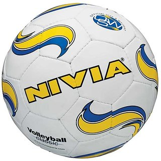 Nivia Classic Synthetic Football