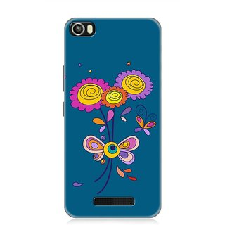 7Cr Designer back cover for Lava Iris X8
