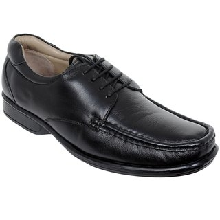 Delize Chic Mens Black Formal Shoes