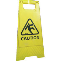 Caution A Stand 2X1 Ft