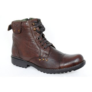 Delize Stylish Mens Brown Boots
