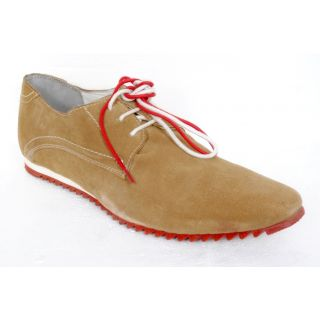 Delize Men's Tan Casual Shoes