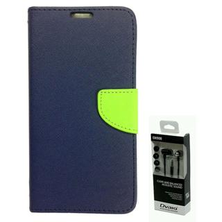 HTC Desire 816  Credit Card Slots Mercury Diary Wallet Flip Cover Case