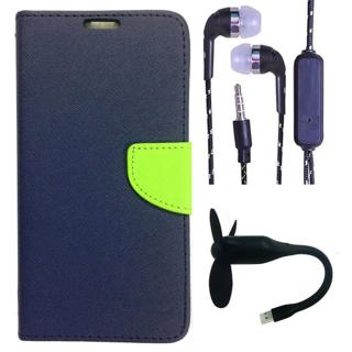 Samsung Galaxy A3  Credit Card Slots Mercury Diary Wallet Flip Cover Case