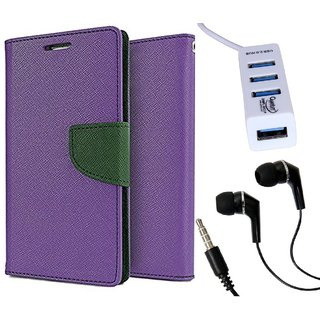 Samsung Galaxy J7  Credit Card Slots Mercury Diary Wallet Flip Cover Case