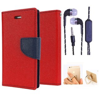 Samsung Z1  Credit Card Slots Mercury Diary Wallet Flip Cover Case