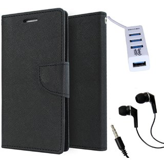 HTC Desire 516  Credit Card Slots Mercury Diary Wallet Flip Cover Case