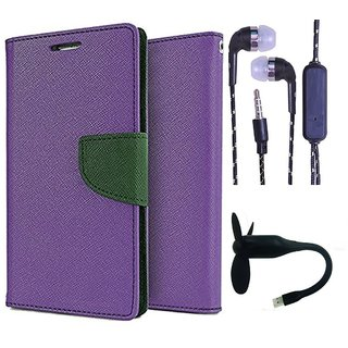 Samsung Galaxy E5  Credit Card Slots Mercury Diary Wallet Flip Cover Case