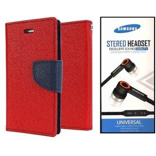 Samsung Galaxy Grand Duos I9082  Credit Card Slots Mercury Diary Wallet Flip Cover Case