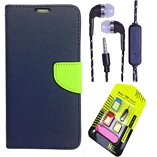 HTC Desire 820  Credit Card Slots Mercury Diary Wallet Flip Cover Case