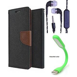Samsung Galaxy Core I8262  Credit Card Slots Mercury Diary Wallet Flip Cover Case