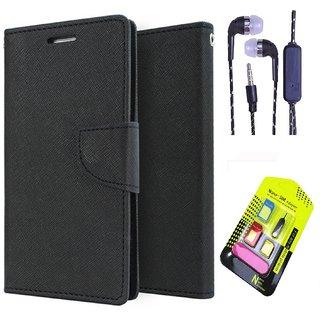 Samsung Galaxy Grand Quattro GT-I8552  Credit Card Slots Mercury Diary Wallet Flip Cover Case