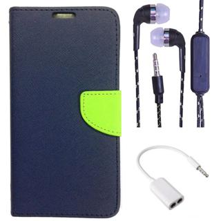 Lenovo A7000  Credit Card Slots Mercury Diary Wallet Flip Cover Case