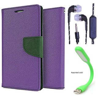 Samsung Galaxy J5 (2016)  Credit Card Slots Mercury Diary Wallet Flip Cover Case