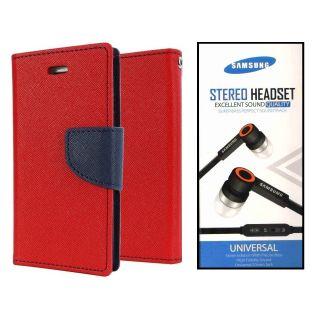 Samsung Galaxy J7 (2016)  NEW FANCY DIARY FLIP CASE BACK COVER