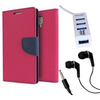 Reliance Lyf Flame 2  NEW FANCY DIARY FLIP CASE BACK COVER