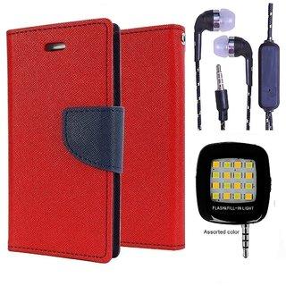 Lenovo Zuk Z2  Credit Card Slots Mercury Diary Wallet Flip Cover Case