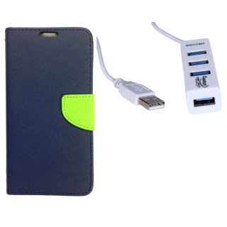 HTC Desire 620  NEW FANCY DIARY FLIP CASE BACK COVER