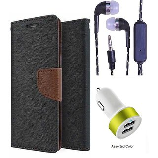 Sony Xperia C S39H  Credit Card Slots Mercury Diary Wallet Flip Cover Case