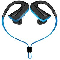 Envent LiveFit 510 Bluetooth Sports Earphone with Mic-Blue