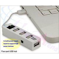 Brand New Terabyte 4 Port USB Hub (TB-226) For Mac,Windows,Linux With ON/OFF Swi