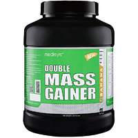 Medisys Double Mass Gainer - Banana - 3Kg