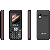 Mido M66 Dual Sim Multimedia Low Cost Feature Phone With Multi Language,Wireless FM