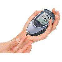 Dr. Morepen Glucose Monitor (BG-03) -  Free 25 Strips - Lifetime Morepen Warranty