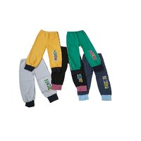 Fashion Boys Cotton Track pant With Rips Set Of -5