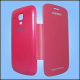 DAIRY FLIP CASE COVER FOR SAMSUNG GALAXY S DUOS S7562-PINK COLOR -OF JOY