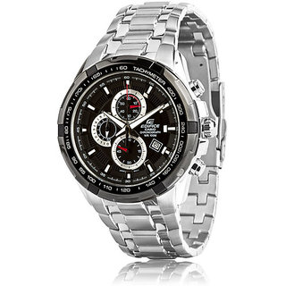 ORIGINAL CASIO EDIFICE EF 539 WATCH-BLACK