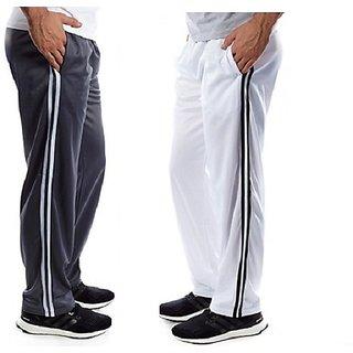 Fashion Multicolored Mens Hosiery pyjama (Set of-2)