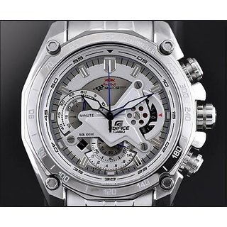 ORIGINAL CASIO EDIFICE EF 550 REDBULL WATCH-WHITE