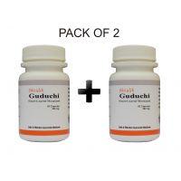 Guduchi Tinospora Cordifolia-Memory Mindpower Immunity Booster 120 Caps