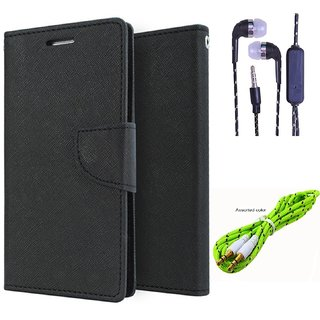 NEW FANCY DIARY FLIP CASE BACK COVER FOR Micromax Canvas 2 A110