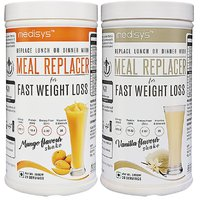 Medisys MEAL REPLACER-DUAL COMBO