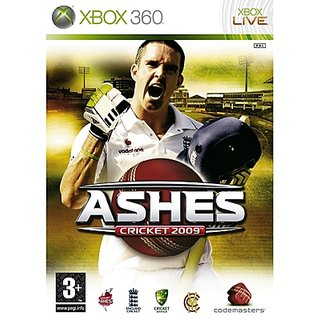 Ashes Cricket 2009 (XBox-360)