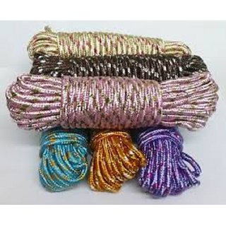 20 Mtr. Cloth Hanging Rope - Pack Of 3