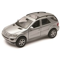 1:32 Mercedes Benz M-Class, 4Wd Friction, Silver