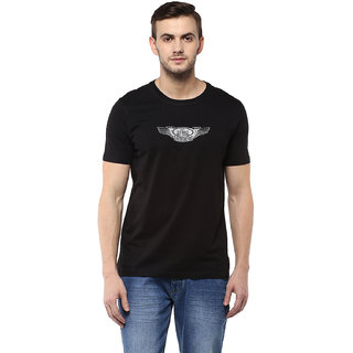 Fritzberg Mens Printed T-shirt