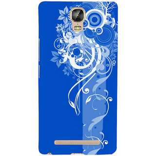 3D Designer Back Cover for Gionee Marathon M5 Plus :: Stylish Pattern  ::  Gionee Marathon M5 Plus Designer Hard Plastic Case (Eagle-251)
