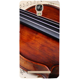 3D Designer Back Cover for Gionee Marathon M5 Plus :: Wooden Guitar  ::  Gionee Marathon M5 Plus Designer Hard Plastic Case (Eagle-160)