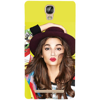 3D Designer Back Cover for Gionee Marathon M5 Plus :: Famous Indian Celebrity  ::  Gionee Marathon M5 Plus Designer Hard Plastic Case (Eagle-049)