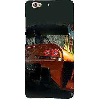 3D Designer Back Cover for Gionee S6 :: high Speed Luxury Car  ::  Gionee S6 Designer Hard Plastic Case (Eagle-080)