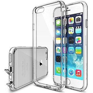 apple iphone 7 transparent back cover