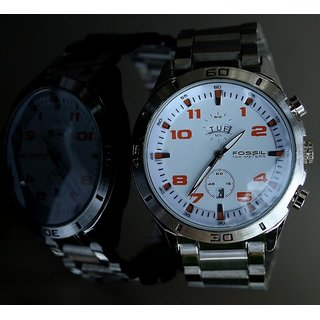 Digital Sports Chrono Stylish Sports Series Day Date Functional Watch For Men